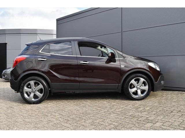 Opel Mokka 1.4T 140PK COSMO AUTOMAAT CAMERA