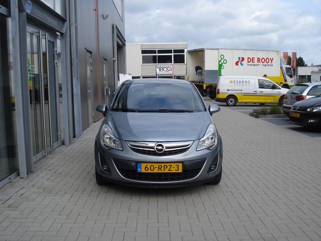 Opel Corsa 1.2 Twinport Easytronic 85pk 5d Connect Edition