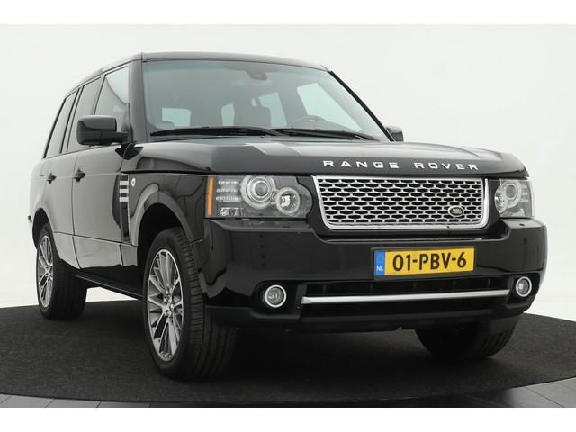 Land Rover Range Rover SC 5.0 V8 Supercharged Autobiography Black Pack | Org. NL | Xenon | Digitale tellers | Schuifdak | Stoelventilatie