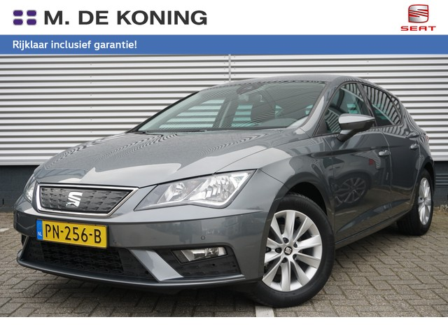 Seat Leon 1.0TSI 116PK Style Business Intense · Lane assist · DAB · Navigatie
