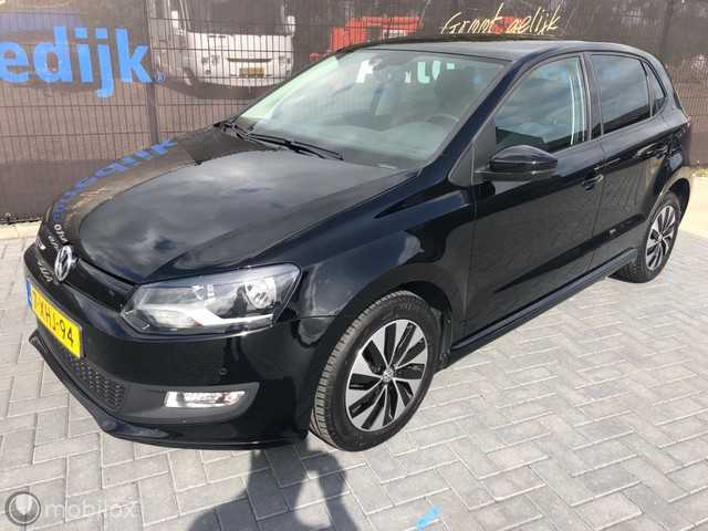 Volkswagen Polo 1.4 TDI BlueMotion Navi,clima,cruise Bj 14