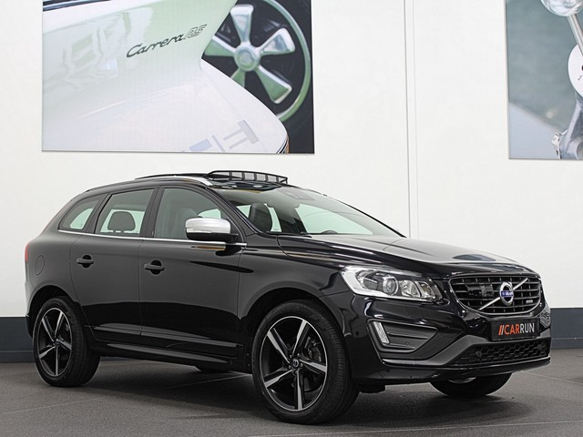 Volvo XC60 3.0 T6 AWD POLESTAR   PANORAMA   R DESIGN   F1 SCHAKEL   CAMERA   ENTERTAINMENT   BLIS   ISOLATIEGLAS   KEYLESS   E AKLEP    LAA
