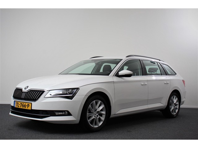 Skoda Superb Combi 1.4 TSI ACT Ambition Business (Navigatie Blue tooth Cruise control LMV)
