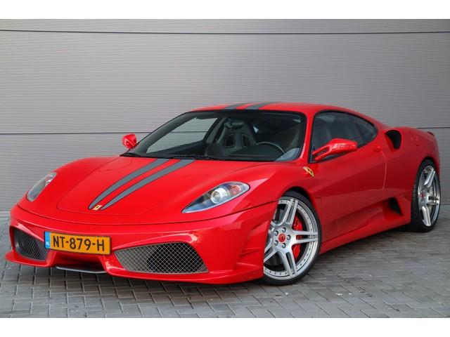 Ferrari F430 V8 Leer Keramische schijven 20'' Novitech