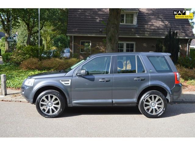 Land Rover Freelander 2.2 TD4 SE EXPORTPRIJS leer MFS NAP cruise