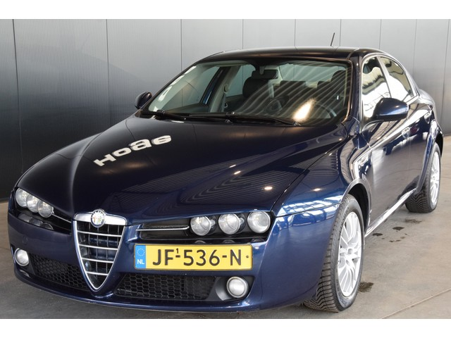 Alfa Romeo 159 1.9 JTD Distinctive Airco Cruise Control Rijklaarprijs Inruil Mogelijk!