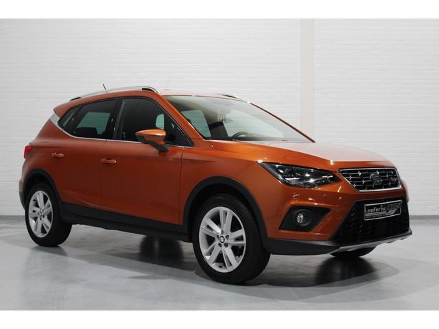 Seat Arona 1.0 TSI 115 pk FR Automaat Navi, Beats Audio, Driving Profiles, LED Koplampen