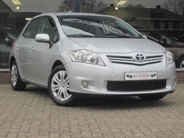 Toyota Auris 1.3 Comfort 5 deurs! Airco ECC MTF-stuur PDC! 1e eigenaar Topstaat Dealer onderhouden!
