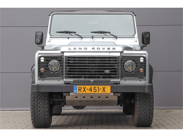 Land Rover Defender 2.4 TD 90 4-Pers Airco 16'' Sawtooth