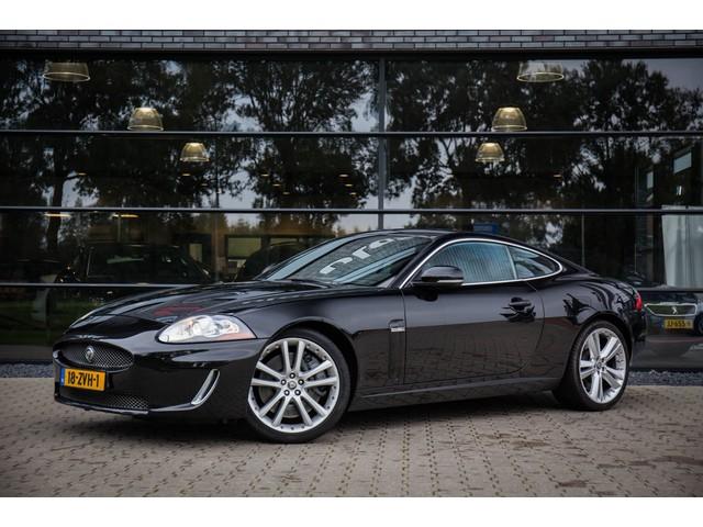Jaguar XKR 5.0 V8 S C COUPE 510PK! Bi-xenon, Bowers&Wilkins, Keyless entry,