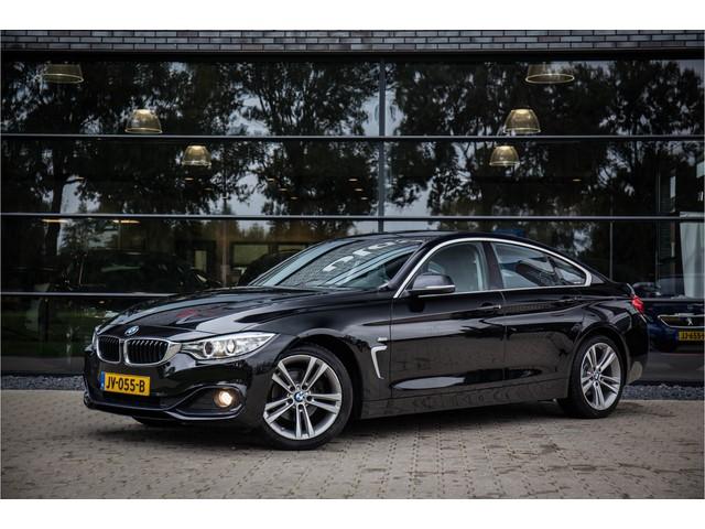 BMW 4 Serie Gran Coupe 418I CENTENNIAL EXECUTIVE , Xenon, Sportstoelen, Elektrische achter klep,