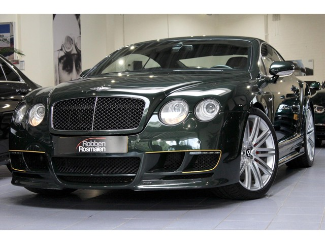 Bentley Continental GT 6.0 W12 Speed Hamann (Keyless, Cam, 20 inch)