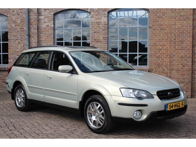 Subaru Outback 2.5i Comfort LPG G3 Automaat, ECC Clima, Perfect onderhouden, Pano dak, Cruise, Trekaahk