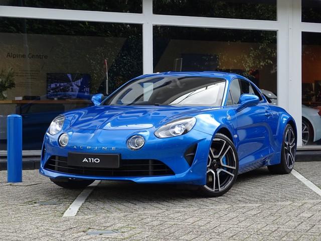 ALPINE A110 1.8 Turbo 252pk Premiere Edition Navig., Climate, Sportstoelen, 18'' Lichtm. velg.