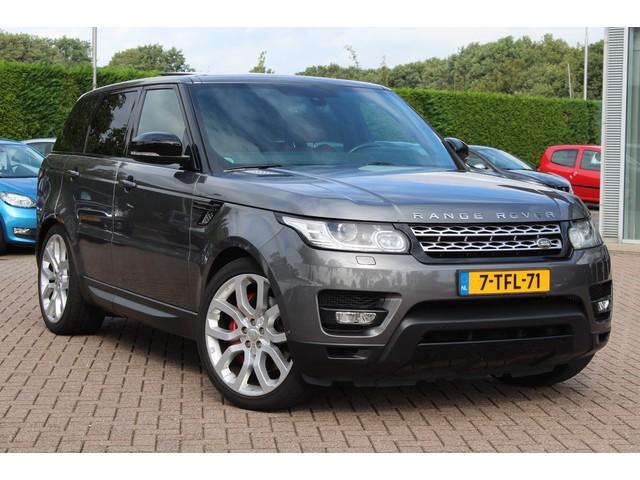 Land Rover Range Rover Sport 3.0 SDV6 272pk Autobiography Dynamic   Panodak   Camera   Trekhaak   NL Auto!