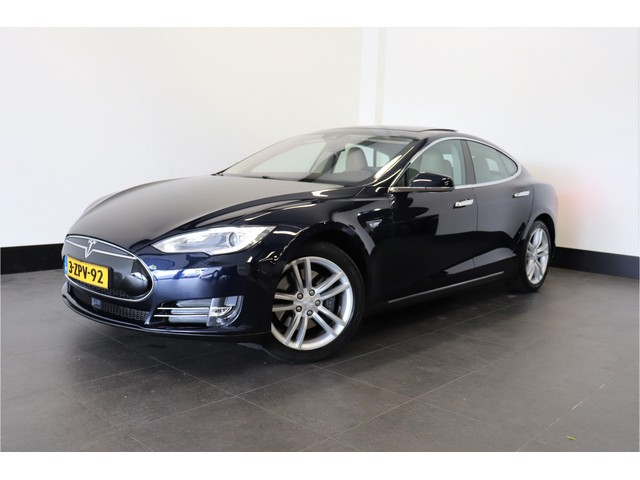 Tesla Model S 85 368 PK | AUTOPILOT | PANO-DAK | 4% | € 38.950,- Ex.