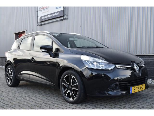 Renault Clio Estate 1.5 dCi ECO Expression navi, bluetoth tel, airco