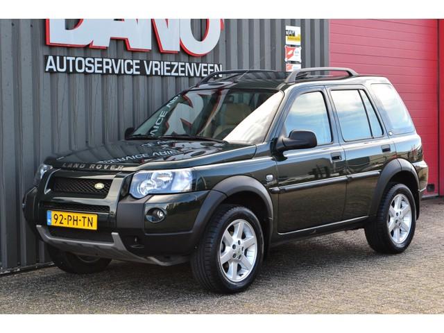 Land Rover Freelander Station Wagon 2.5 V6 HSE AUT 2004 Groen Leer PDC Navi Opendak