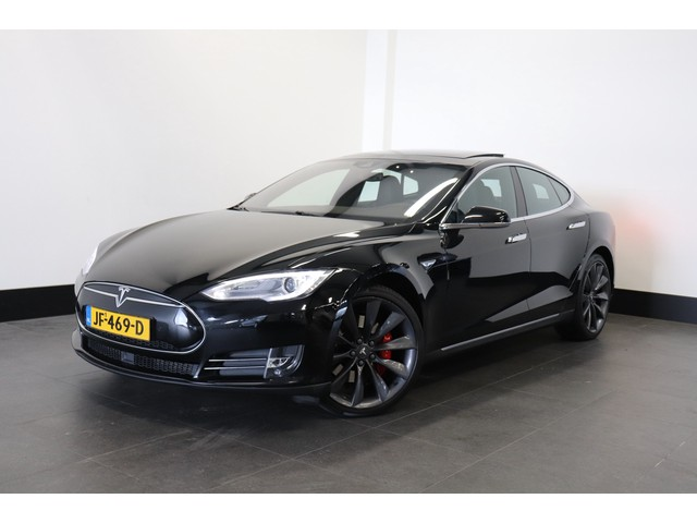 Tesla Model S P85D 700 PK INSANE + | AUTOPILOT | PANO-DAK | FULL OPTIONS! | € 54.950,- Ex.