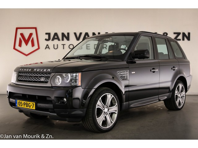 Land Rover Range Rover Sport 5.0 V8 Supercharged Autobiography Ext. Des.Pack | 510 PK | LEDER | NAVI | CAM | OPEN DAK