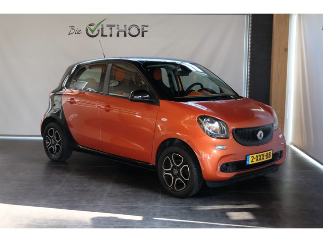 Smart Forfour 1.0 Joy Edition   CRUISE   CLIMA