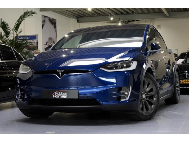 Tesla Model X 100D 422PK AWD (Pano, FULL, EX BTW)