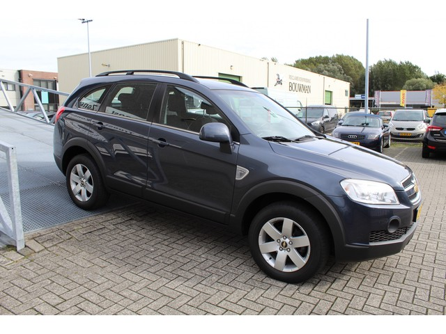 Chevrolet Captiva 2.4i Style 2WD Airco Parkeersensoren 7 Persoons