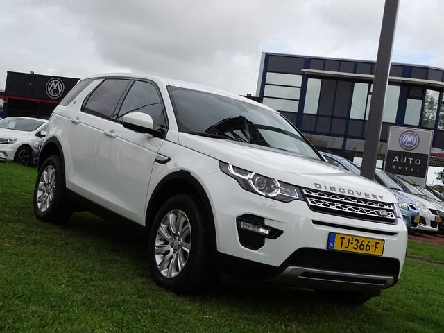 Land Rover Discovery Sport 2.2 TD4 4WD HSE Luxury - Automaat, F1-Flippers, Navigatie, Camera, Airco ECC, CruiseControl, Trekhaak, dealer onderhouden, Blind