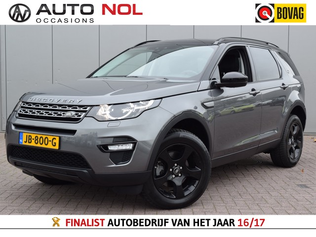 Land Rover Discovery Sport 2.0 eD4 E-Capability Urban Series Pure Navi Lm18'' Led Pdc Cruise Elekramen Lane assist