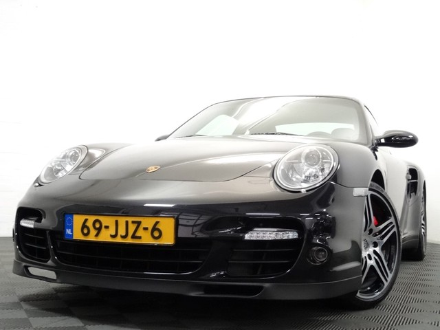 Porsche 911 3.6 TURBO COUPE 480pk AUT. Sport Chrono, full, 34 dkm.