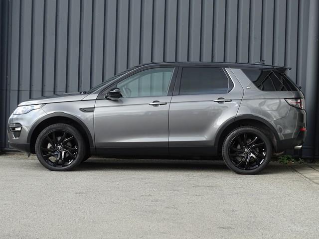 Land Rover Discovery Sport 2.0 TD4 HSE Luxury Automaat   El. Trekhaak   Navi   Leder
