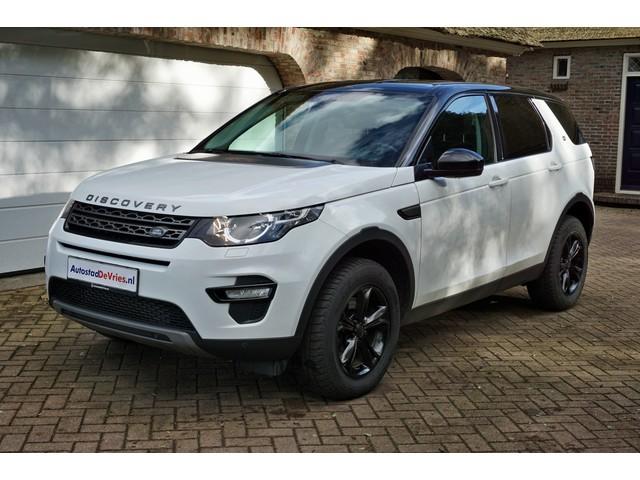 Land Rover Discovery Sport 2.2 4WD SE 150pk GRIJSKENTEKEN+NAVIGATIE+Trekhaak