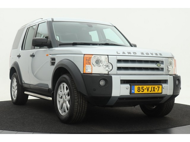 Land Rover Discovery 2.7 TDV6 Aut SE Commercial VAN   Volleder   Luchtvering   Navi   127.000 km! NAP