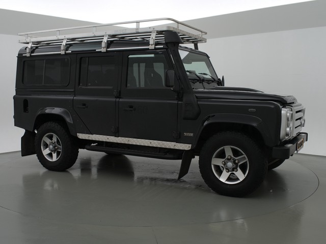 Land Rover Defender 2.4 TD 110 SW 7-PERS. 60th ANNIVERSARY SVX + LUCHTVERING   RECARO