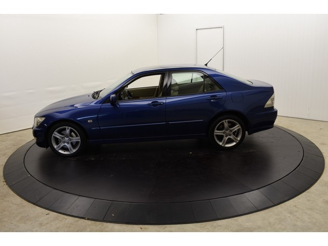 Lexus IS 300 V6 214PK Youngtimer Leer Clima Stoelverw Cruise