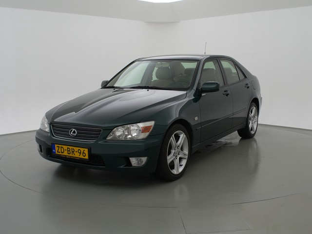 Lexus IS 200 EXECUTIVE AUT. 83.972 KM!