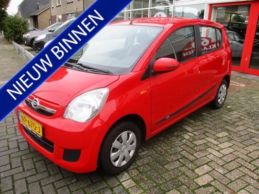 Daihatsu Cuore 1.0 Premium AUTOMAAT | dealer auto | airco | 46.000 KM | schuifbank | el. pakket