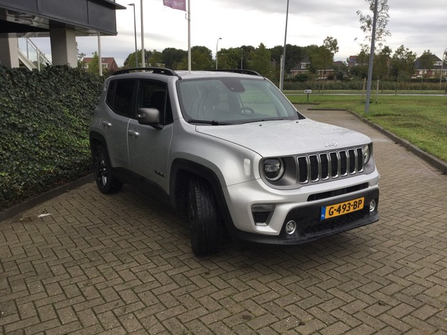 Jeep Renegade 1.3T 150pk DDCT Limited