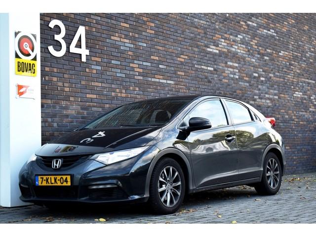 Honda Civic 2.2D 150pk ECC NAVIGATIE LMV CRUISE CD CV+AB