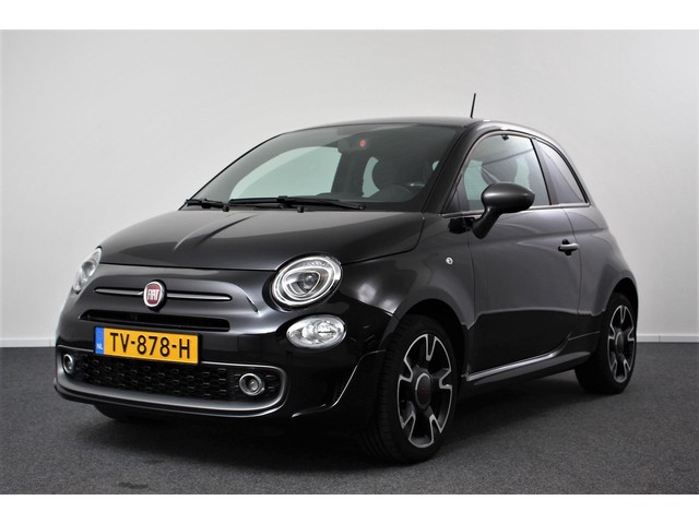 Fiat 500 1.2 Sport Automaat (E.c.c. Airco Blue tooth Cruise control LMV)