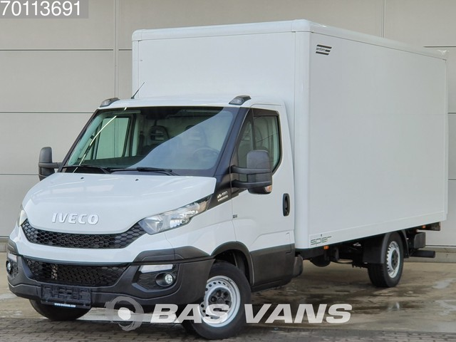 Iveco Daily 35S13 2.3 HPI Bakwagen Automaat Laadklep 18m3 Airco Cruise