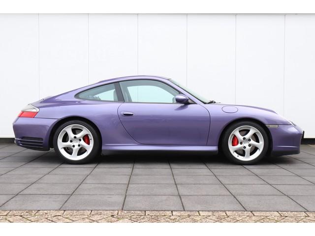 Porsche 911 3.6 Coupe Carrera 4S   301 PK   LEDER   HISTORIE AANWEZIG