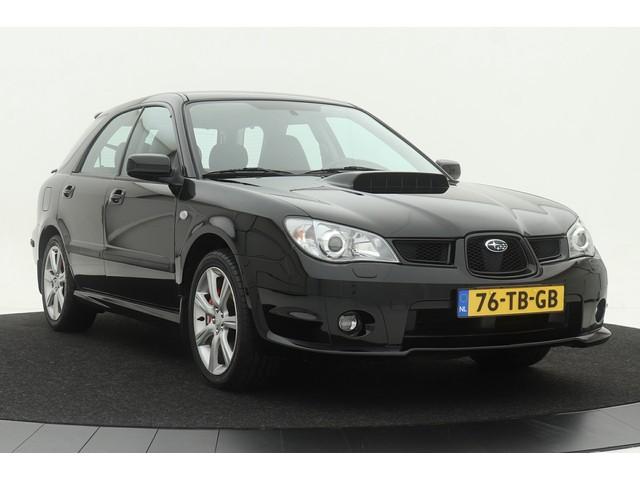 Subaru Impreza Wagon 2.5 WRX *Orig NL* | Xenon | Climate control | Lichtmetalen velgen | Trekhaak | Electrisch pakket