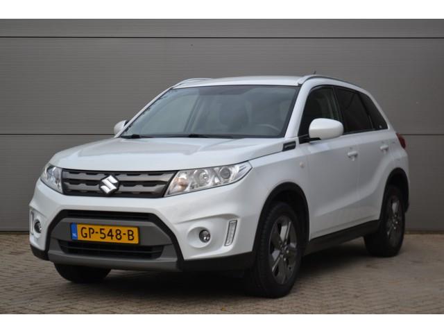 Suzuki Vitara 1.6 Exclusive, Airco, Camera, Cruise, Navi, LMV, org. NL