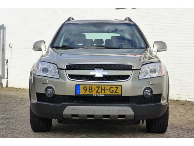 Chevrolet Captiva 3.2i Executive 2000KG TREKVERMOGEN 7 PERSOONS TREKHAAK AUTOMAAT CLIMA LEDER