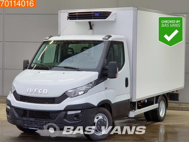 Iveco Daily 35C15 3.0 HPI Koelwagen -10C Vries 220V Dag Nacht 12m3 Airco