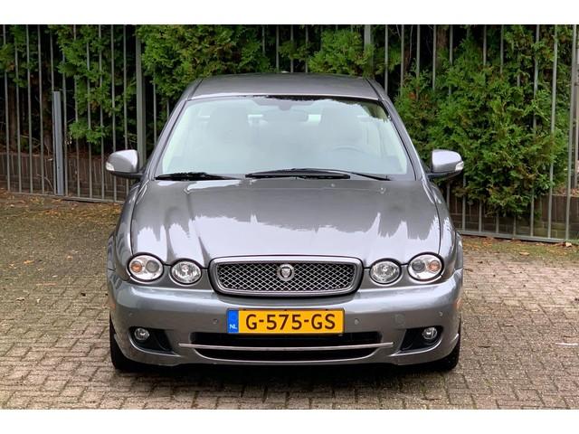 Jaguar X-Type 2.2 D Executive 65.482dkm Car-Pass NAP 1e Eigenaar