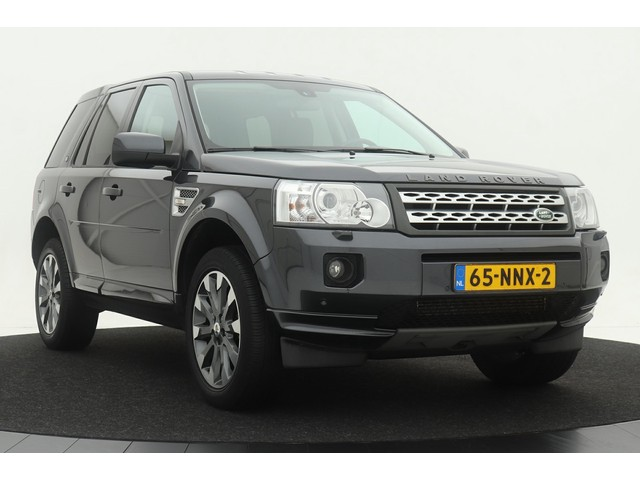 Land Rover Freelander 2.2 SD4 SE Automaat | Dealer onderhouden | Navigatie | Volleder | Climate control | Trekhaak | Lichtmetalen velgen
