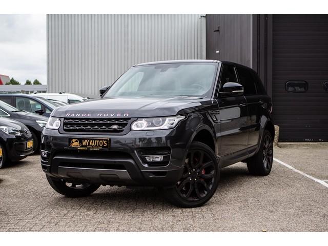 Land Rover Range Rover Sport SDV6 3.0 HSE DYNAMIC 306pk |22''velgen|Inc.BTW