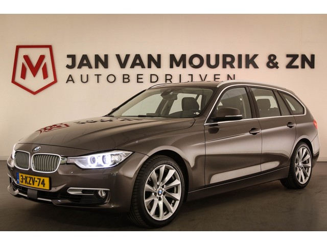 BMW 3 Serie Touring 330d High Executive | SPORTSTOELEN | GR. NAVI | ADAPTIEVE CRUISE | €72.500,- NP | KARDON